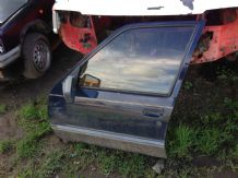peugeot 309 gti goodwood all 309 5 door n/s/f door blue